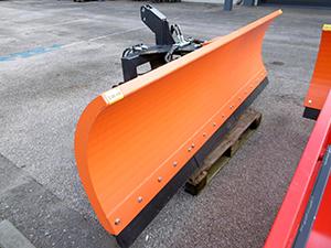 predna hydraulicka radlica pre malotraktory